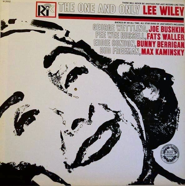 Lee Wiley The One and Only Cover Art