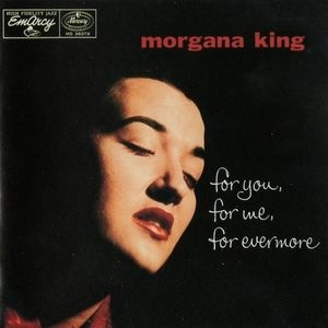 Morgana King For You, For Me, Forevermore cover art