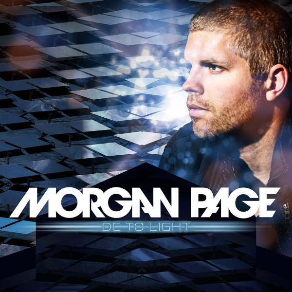 Morgan Page DC to Light Cover Art