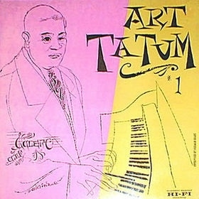 Art Tatum The Genius of Art Tatum cover art