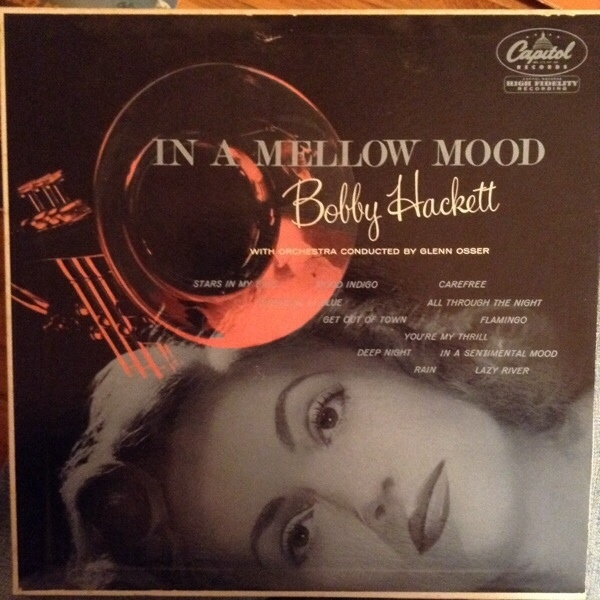 Bobby Hackett In A Mellow Mood cover art