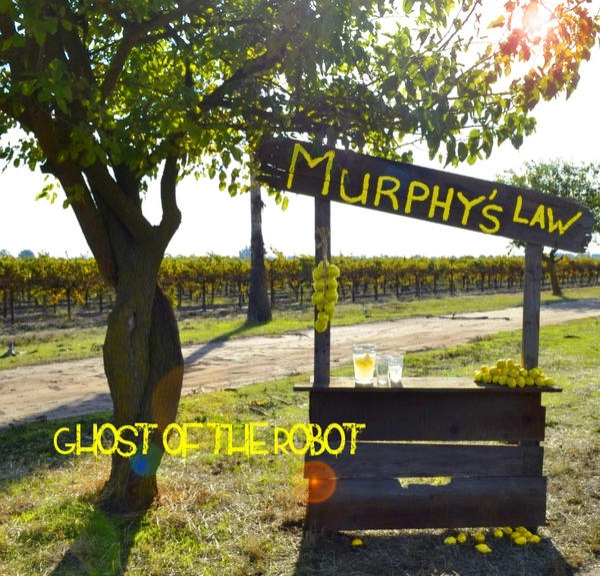 Ghost of the Robot Murphy's Law cover art