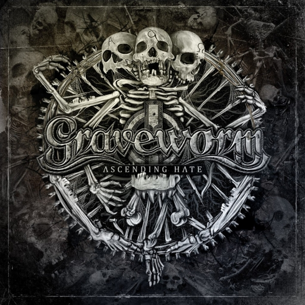 Graveworm Ascending Hate cover art