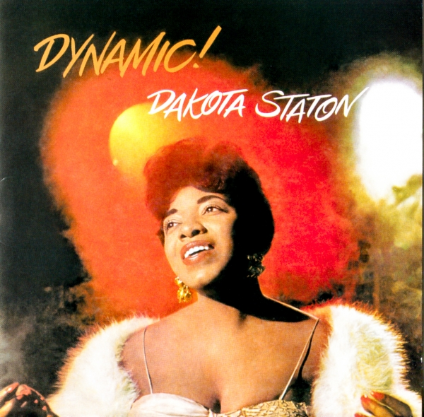 Dakota Staton Dynamic! Dakota Staton cover art