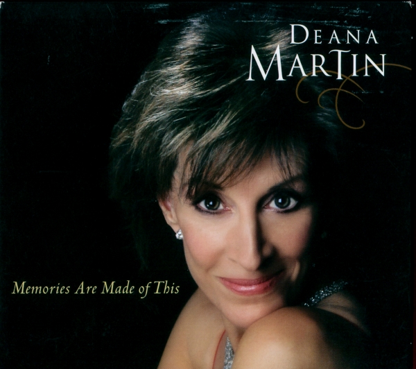 Deana Martin Memories Are Made of This cover art