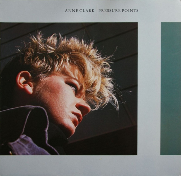 Anne Clark Pressure Points cover art