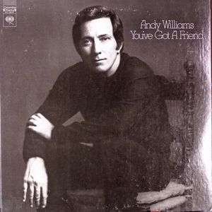 Andy Williams You've Got a Friend cover art