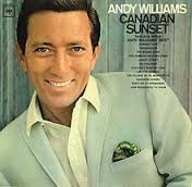 Andy Williams Canadian Sunset cover art