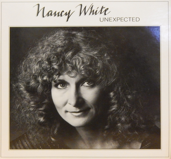 Nancy White Unexpected cover art