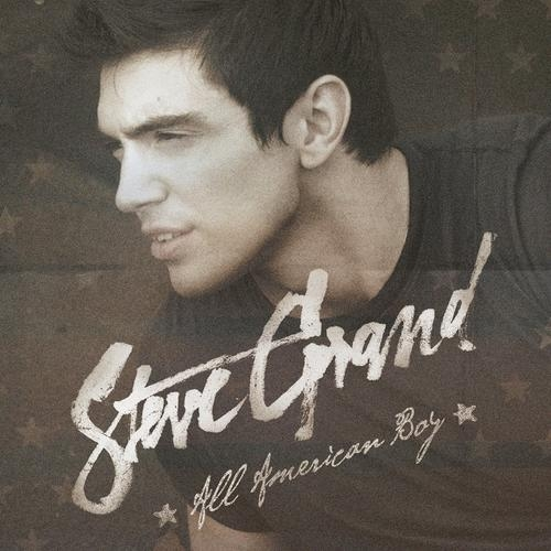 Steve Grand All American Boy cover art
