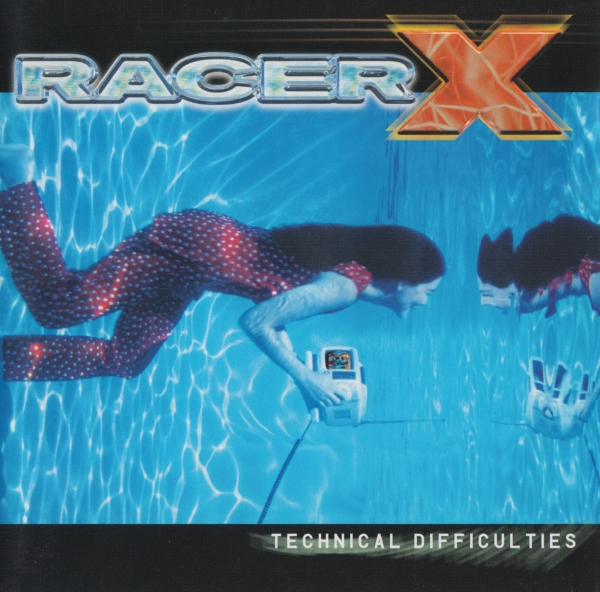 Racer X Technical Difficulties cover art