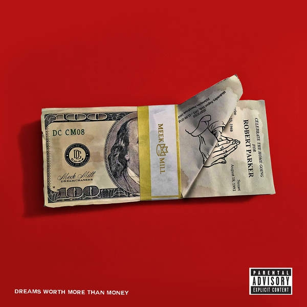 Nicki Minaj Dreams Worth More Than Money cover art