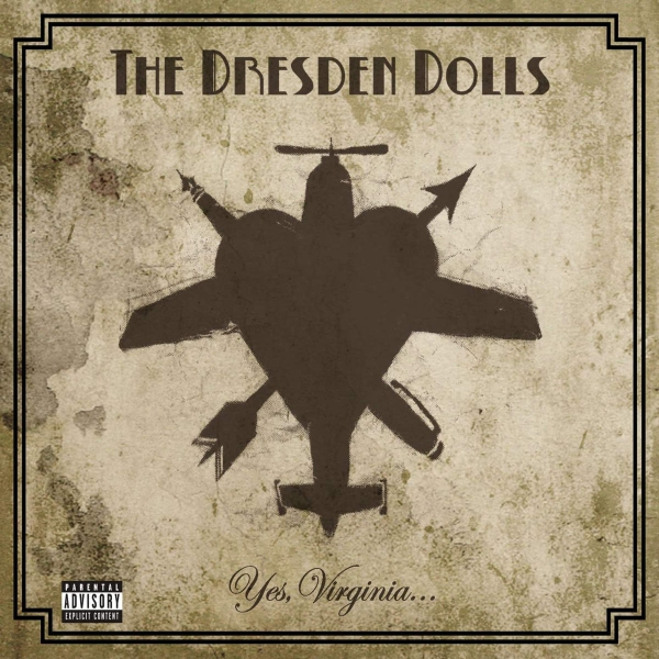 The Dresden Dolls Yes, Virginia... cover art