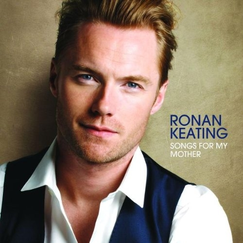 Ronan Keating Songs for My Mother cover art