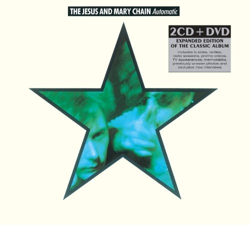 The Jesus and Mary Chain Automatic cover art