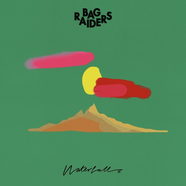 Bag Raiders Waterfalls Cover Art