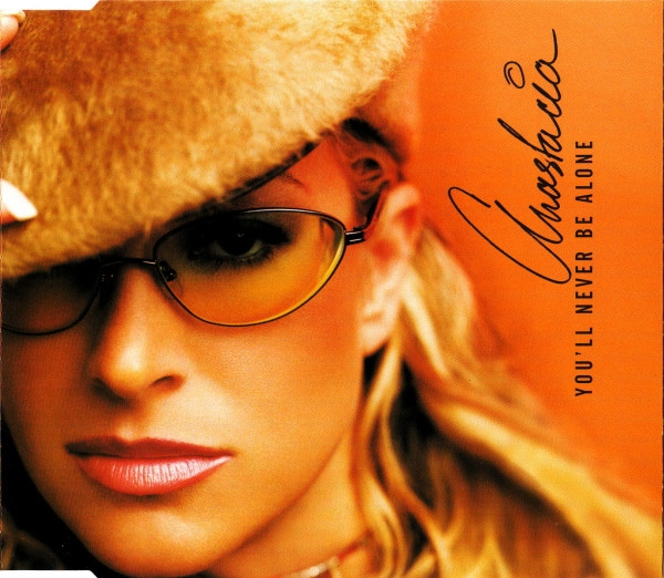 Anastacia You'll Never Be Alone Cover Art