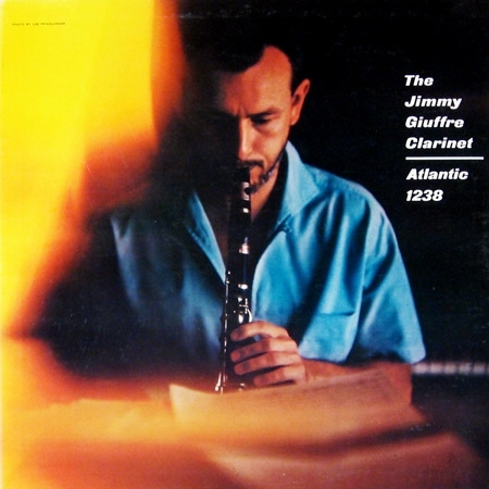 Jimmy Giuffre The Jimmy Giuffre Clarinet cover art