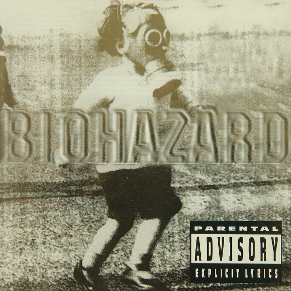 Biohazard State of the World Address Cover Art