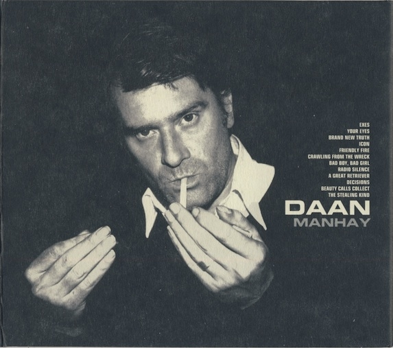 Daan Manhay cover art