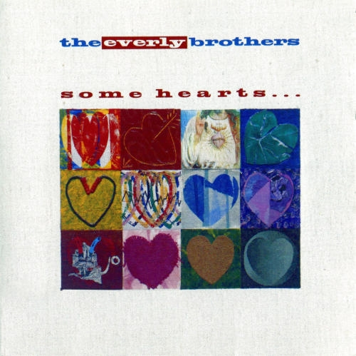 The Everly Brothers Some Hearts cover art