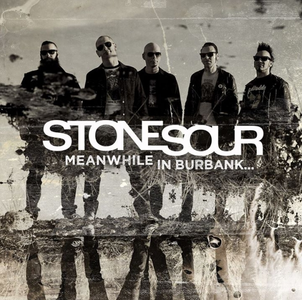 Stone Sour Meanwhile in Burbank… cover art