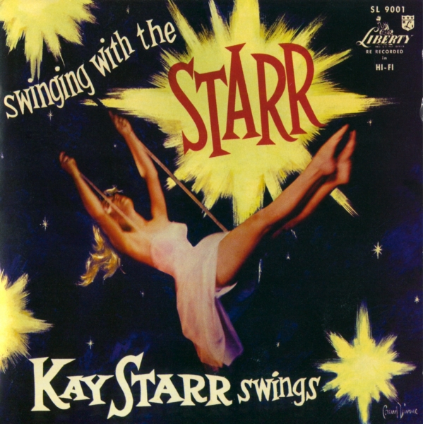 Kay Starr Swinging with the Starr: Kay Starr Swings cover art