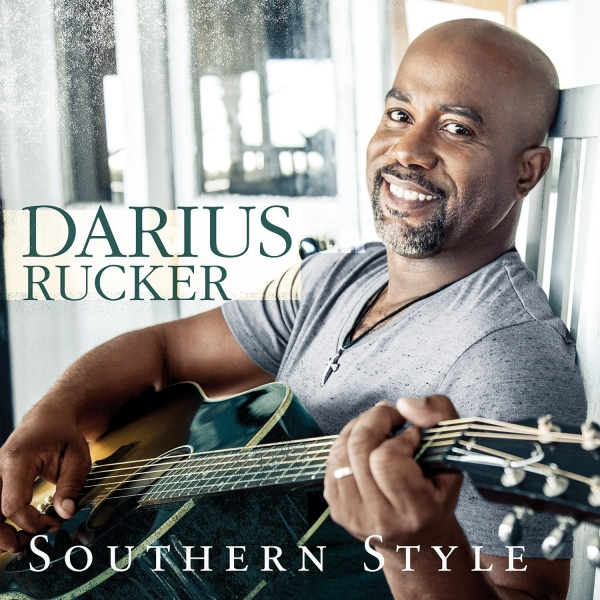 Darius Rucker Southern Style Cover Art