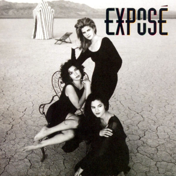 Exposé Exposé cover art