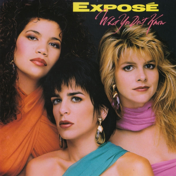 Exposé What You Don't Know cover art