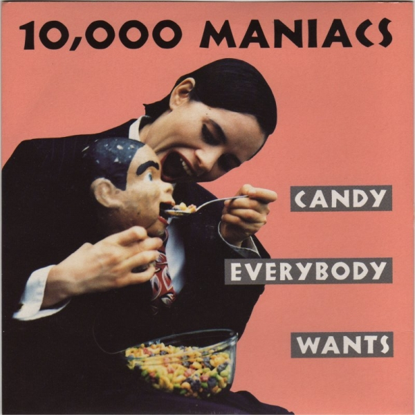 10,000 Maniacs Candy Everybody Wants Cover Art