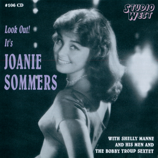 Joanie Sommers Look Out! It's Joanie Sommers Cover Art