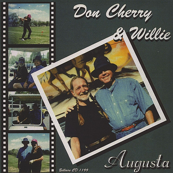 Willie Nelson Augusta cover art