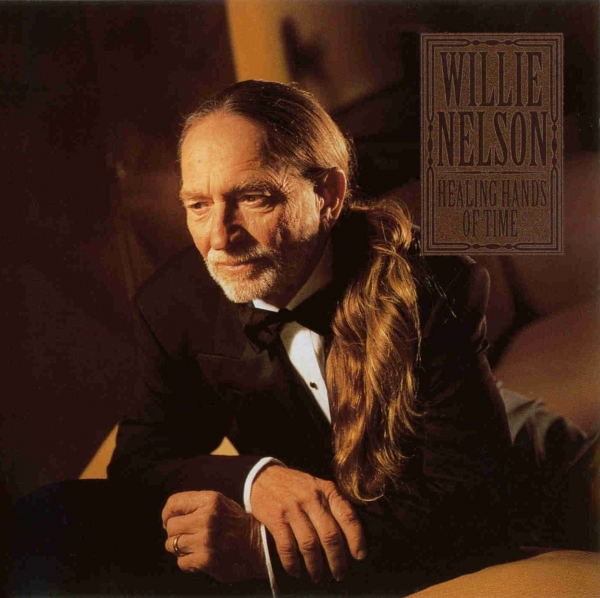 Willie Nelson Healing Hands of Time cover art
