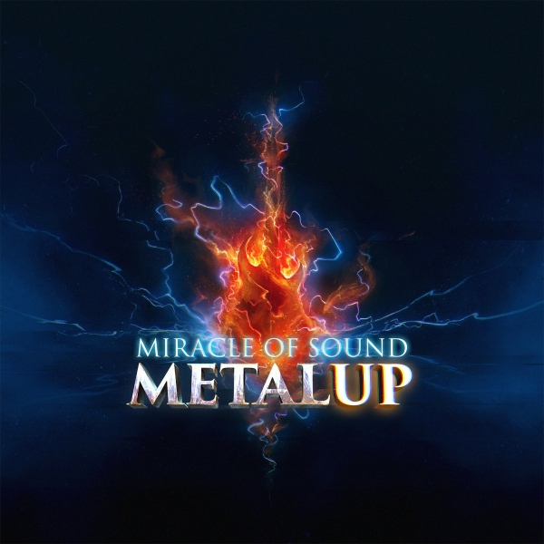 Miracle of Sound Metal Up cover art