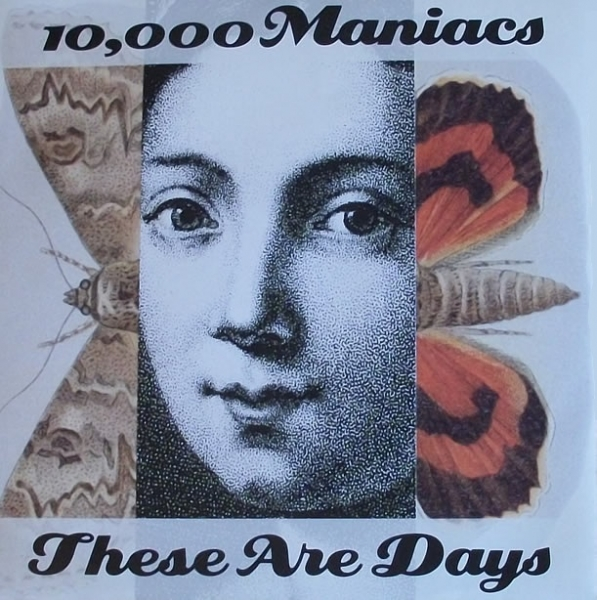 10,000 Maniacs These Are Days Cover Art