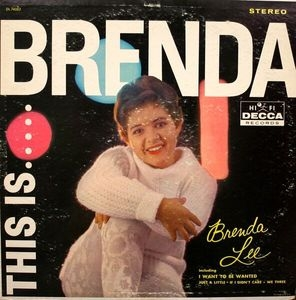 Brenda Lee This Is... Brenda cover art