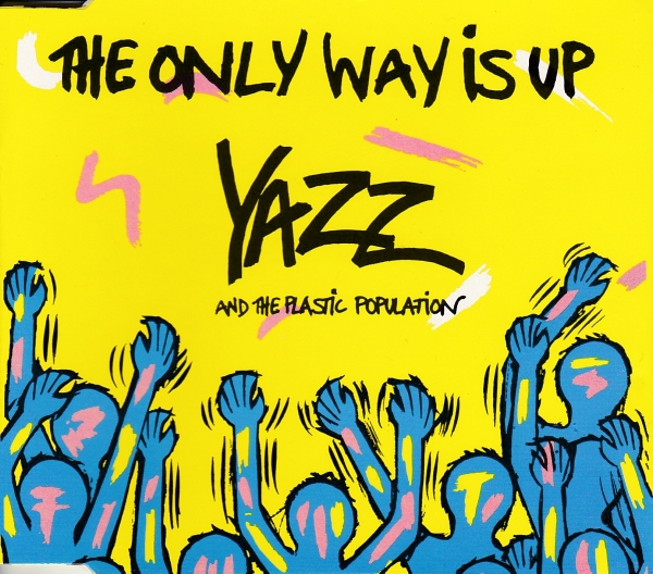 Yazz & The Plastic Population The Only Way Is Up Cover Art