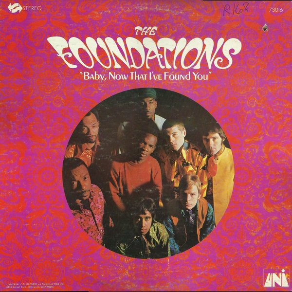 The Foundations From The Foundations Cover Art