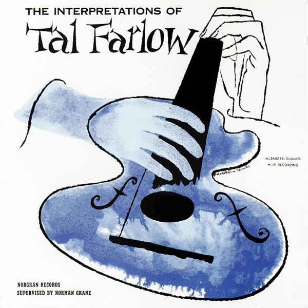 Tal Farlow The Interpretations of Tal Farlow cover art