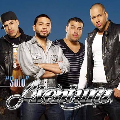 Aventura Solo Cover Art