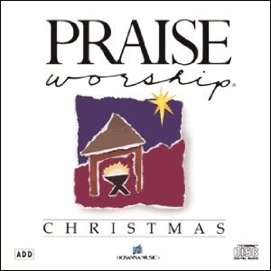 Don Moen Praise & Worship Christmas Cover Art