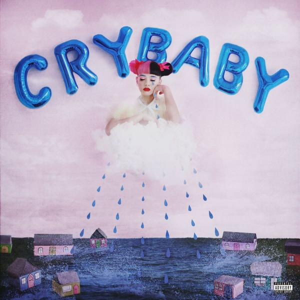 Melanie Martinez Cry Baby (Deluxe) cover art