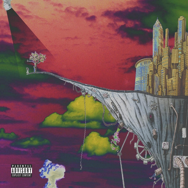 Machine Gun Kelly General Admission cover art