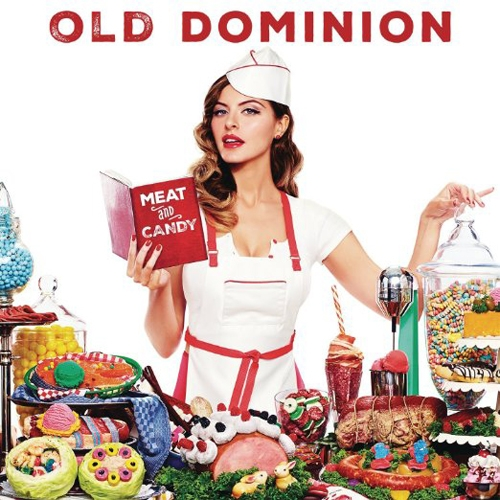 Old Dominion Meat and Candy cover art