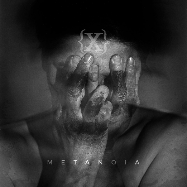 IAMX Metanoia cover art