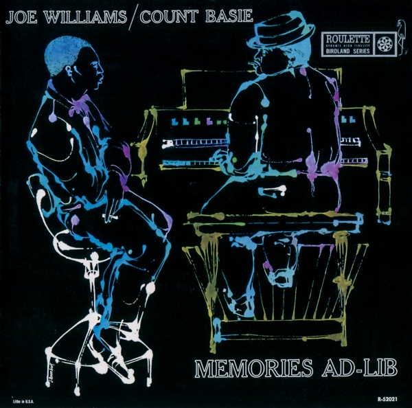 Count Basie Memories Ad-Lib cover art