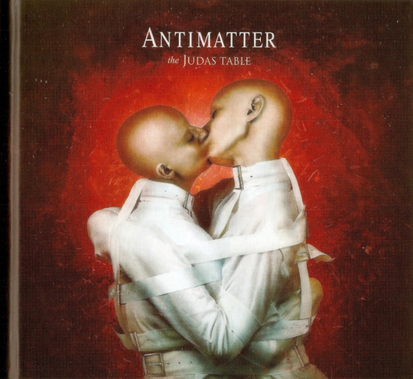 Antimatter The Judas Table cover art