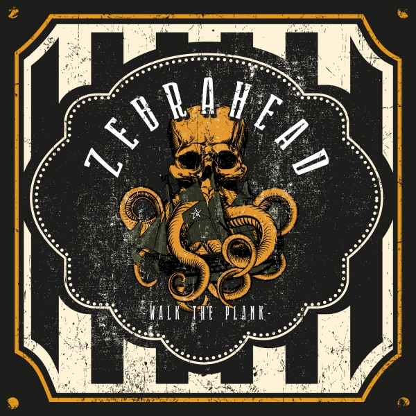 Zebrahead Walk the Plank cover art