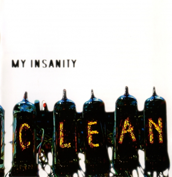 My Insanity Clean Cover Art